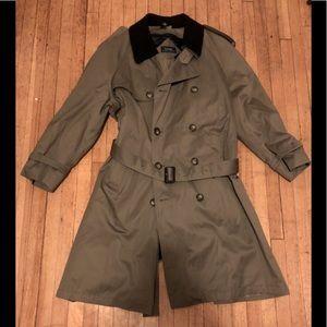 Ralph Lauren trench coat 🔥🔥
